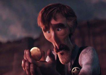 Corto Tiempo prestado Borrowed Time Pixar CinemaNet