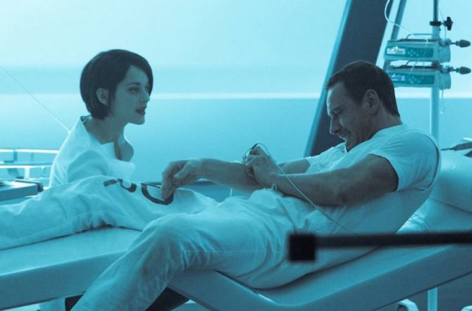 Assassin's Creed Michael Fassbender Marion Cotillard Kurzel CinemaNet