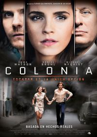 Cartel español de Colonia - CinemaNet