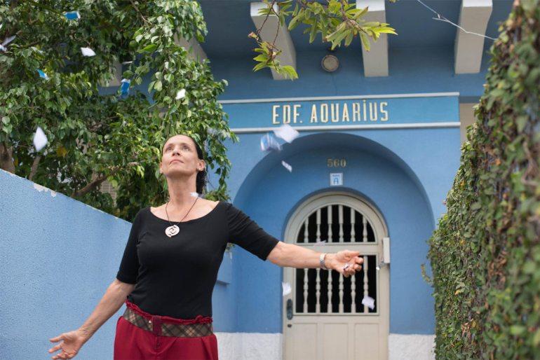 CinemaNet Doña Clara Aquarius