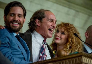CinemaNet Gold Matthew McConaughey
