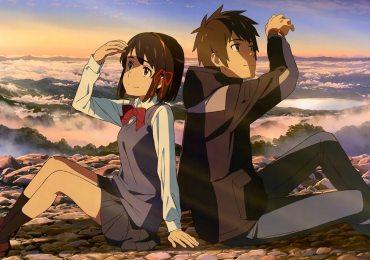CinemaNet Your name Makoto Shinkai