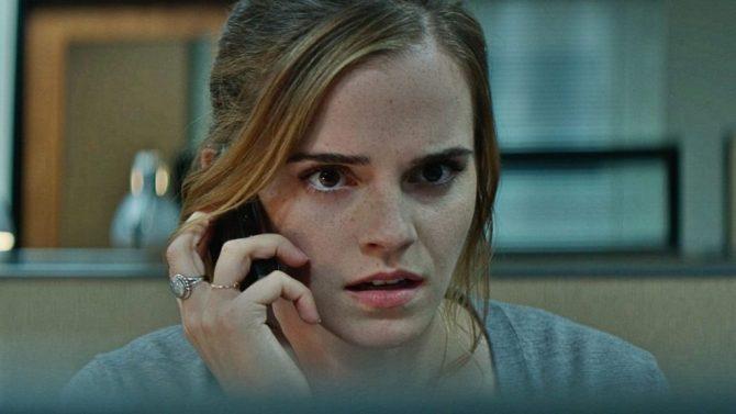 CinemaNet El círculo Emma Watson Tom Hanks