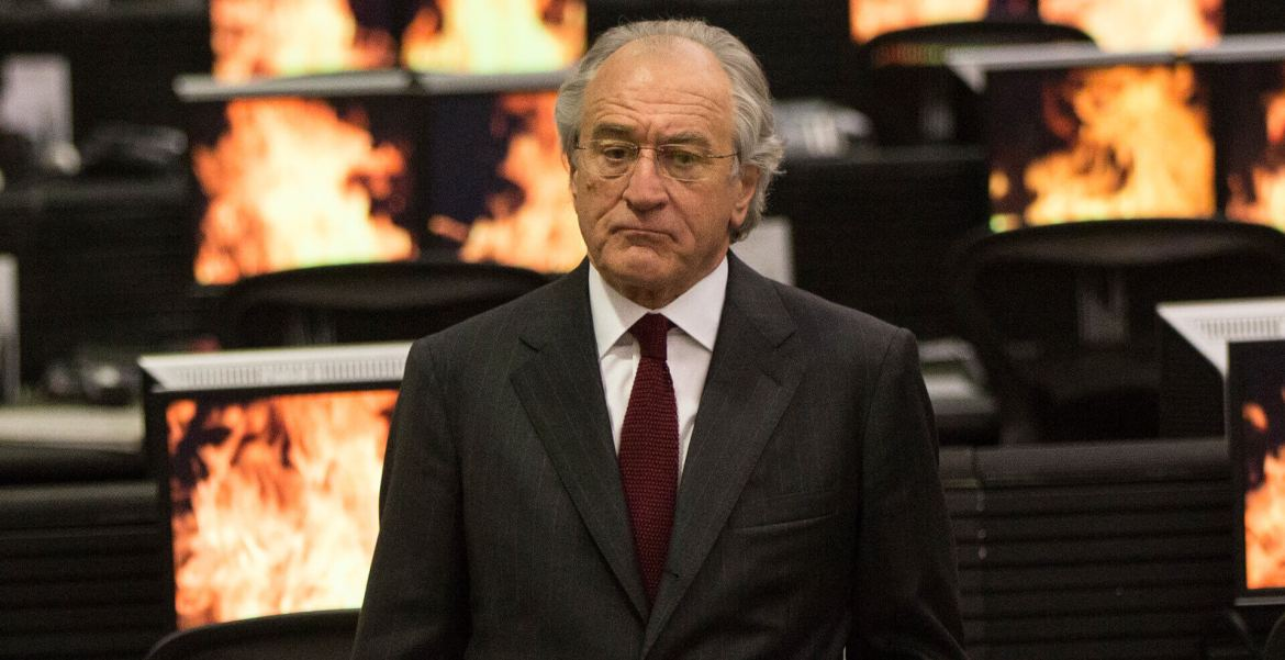 the wizard of lies cinemanet robert de niro