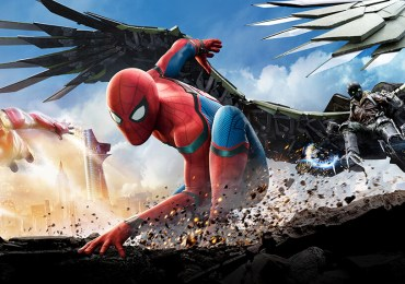 Spiderman Homecoming CinemaNet Tom Holland 2