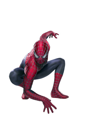 Spider Man as we know him from the current series of films