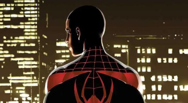 Miles Morales: Spiderman - El nuevo Spiderman