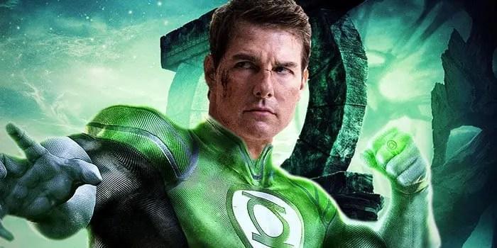 Tom Cruise está a punto de firmar para ser el nuevo Green Lantern