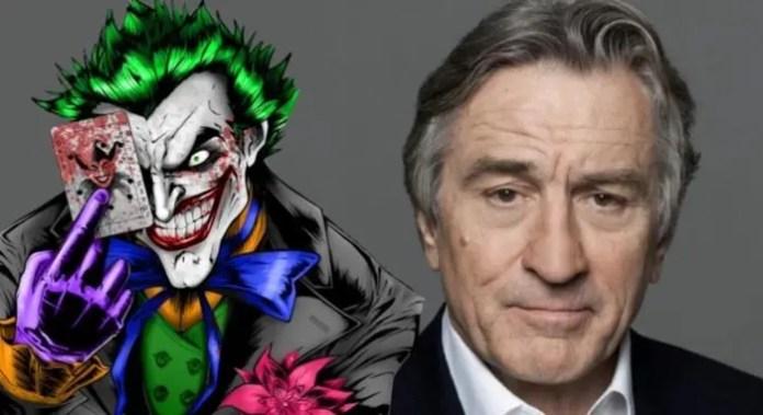 Joker: Revelado el posible personaje de Robert De Niro