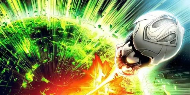 DC Comics cambia de nuevo la historia de Krypton