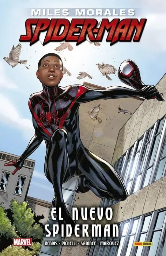 Miles Morales: Spiderman - El nuevo Spiderman (Panini Cómics/Marvel)