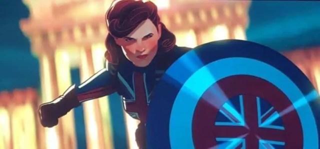 Se filtran las primeras imágenes de la serie animada de Marvel, What If...?