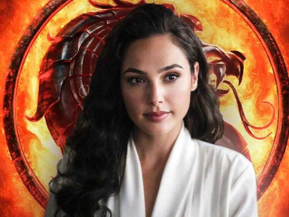 Los fans de Mortal Kombat piden a Gal Gadot para la secuela