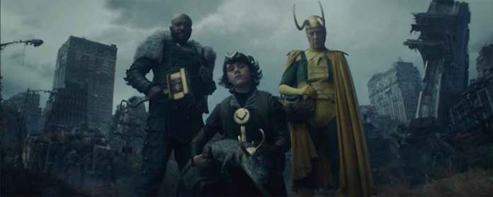Loki Chapter 4 has a post-credits scene