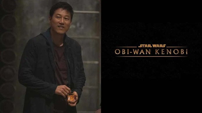 """Sung Kang will be the """"sexy delight"""" from the Obi-Wan series"""