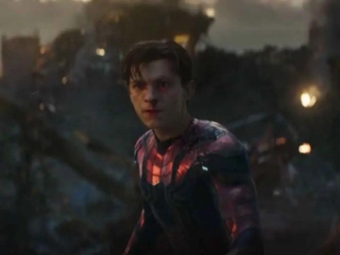 Spider-Man No Road Home Marvel Studios Peter Parker