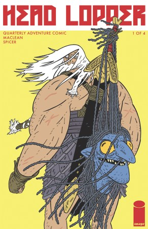 Best Comics of 2015: Head Lopper