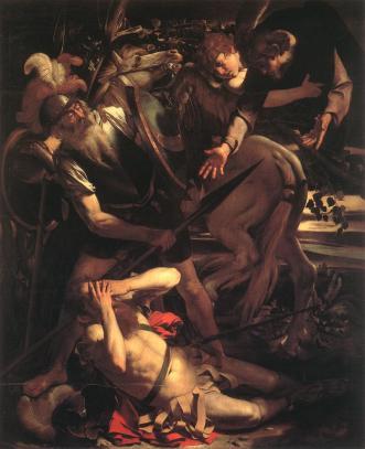 Michelangelo_Merisi_da_Caravaggio_-_The_Conversion_of_St._Paul_-_WGA04135