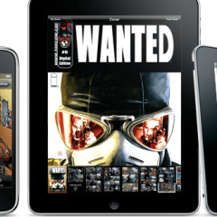 Digital Comics Versus Print
