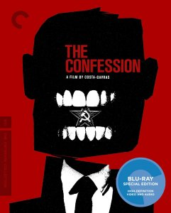 The Confession Criterion Collection Box Art
