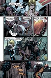 Surviving Megalopolis #1 page