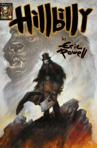 Hillbilly #1 cover