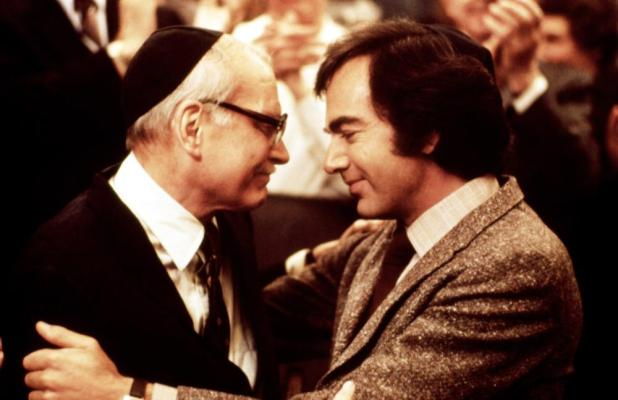 THE JAZZ SINGER, Laurence Olivier, Neil Diamond, 1980