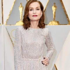 Isabelle Huppert, Unimpressed, Sits Through Oscars
