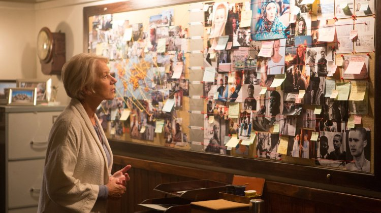 EYE IN THE SKY Blu-Ray/DVD Review