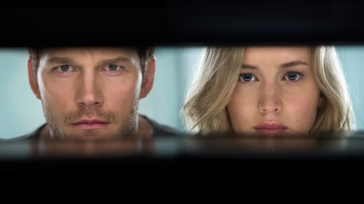 PASSENGERS Official Movie Trailer
