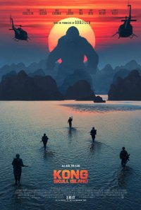 Kong: Skull Island - 2017 Poster