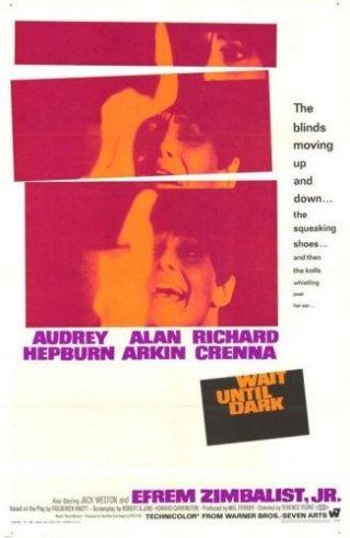 Wait Until Dark (1967) Poster