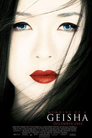 Memoirs of a Geisha (2005) Poster