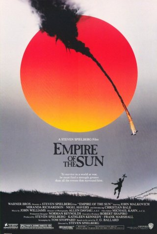 Empire of the Sun (1987) Poster