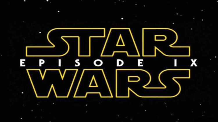 EPISODE IX HAS A NEW DIRECTOR…PERHAPS YOU'VE HEARD OF HIM