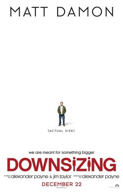Downsizing (2017) Poster