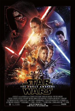 Star Wars: The Force Awakens (2015) Poster