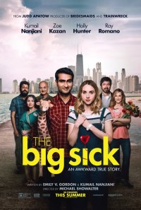 The Big Sick (2017) - Poster