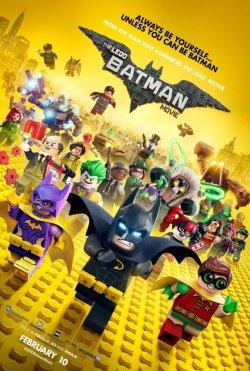 THE LEGO BATMAN MOVIE (2018) - Movie Poster