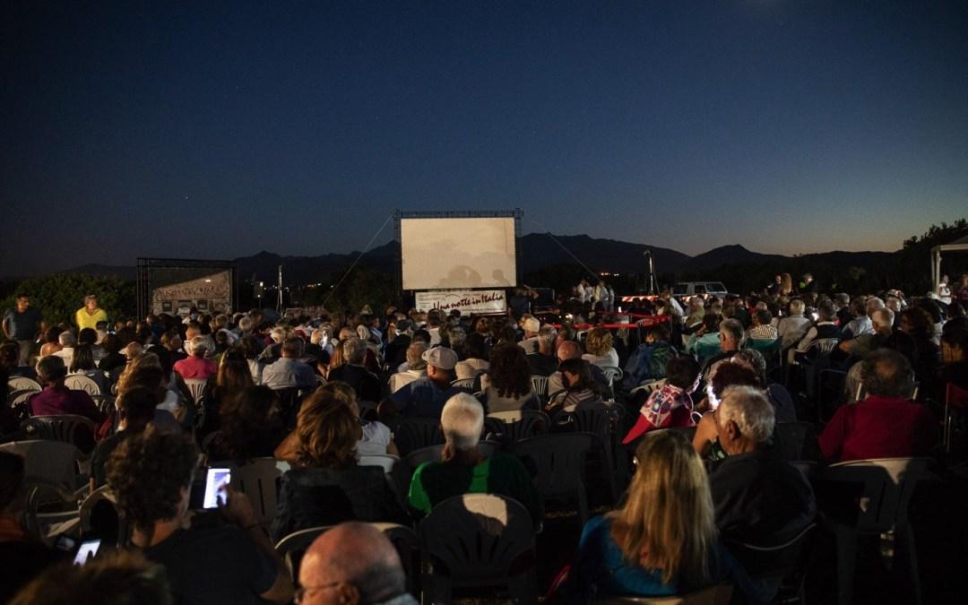Al via i film nell'isola-cinema con tanti ospiti di eccezione