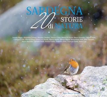 copertina libro Domenico Ruiu, Sardegna 20 storie di natura