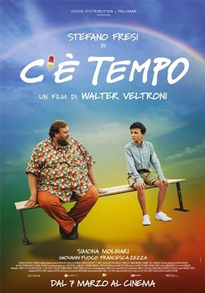 Locandina italiana Cè tempo di Walter Veltroni