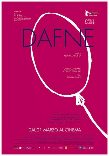 Locandina italiana Dafne di Federico Bondi