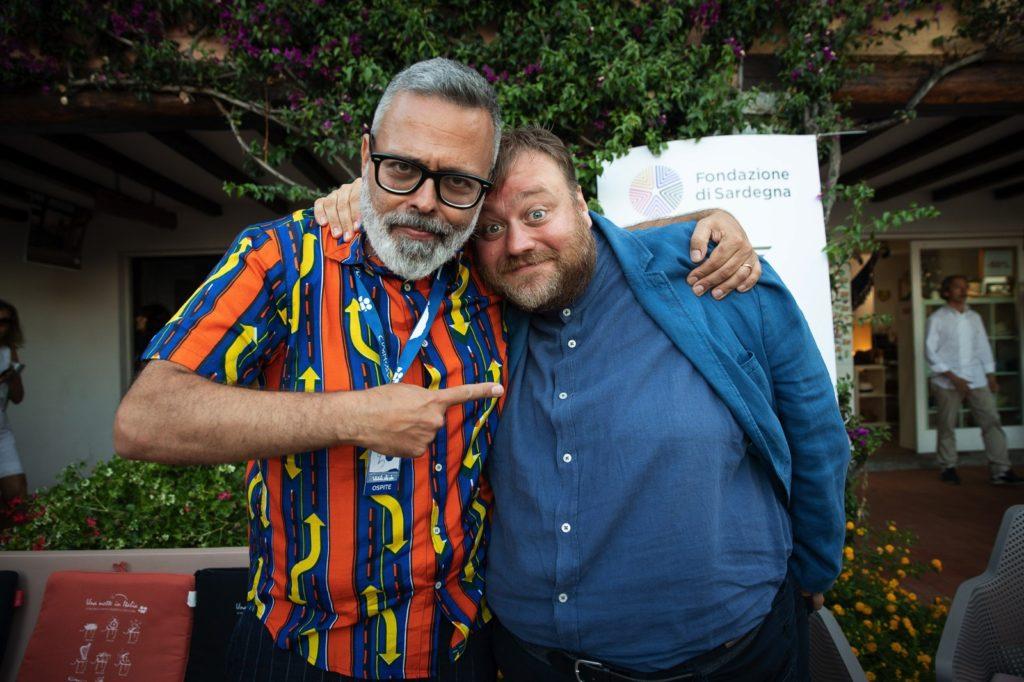 Cinematavolara 2019 serata finale Frankie hi-nrg e Stefano Fresi