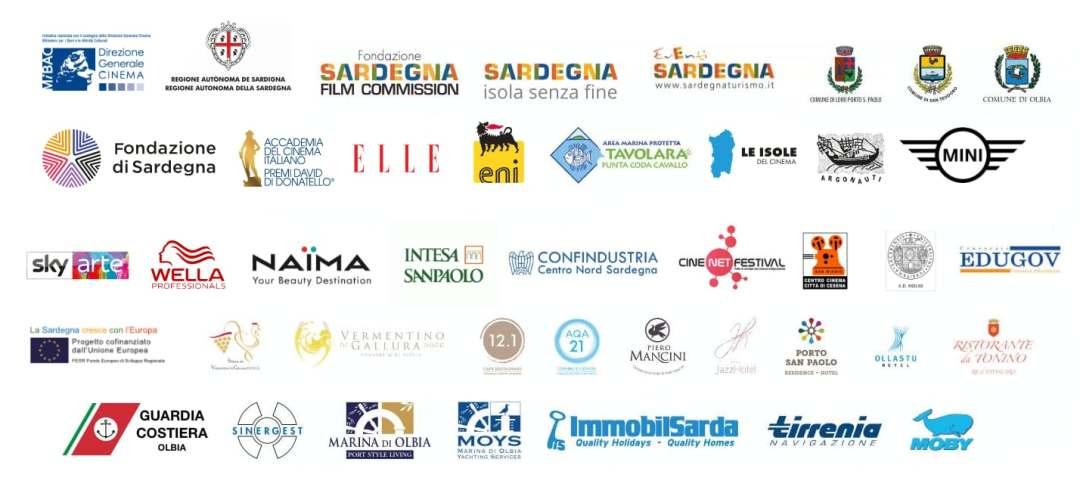 Festival cinema tavolara sponsor e partner