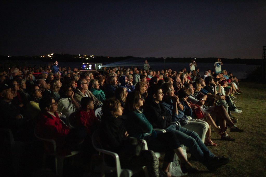 Cinematavolara 2019 prima serata Cinema a San Teodoro 2