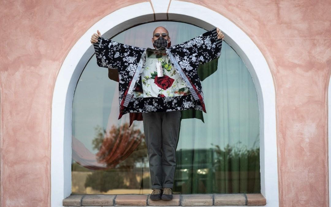 Il Festival di Tavolara al via tra cinema e moda. Sabato 17 luglio Geppi Cucciari e Antonio Marras metteranno all'asta per beneficenza il Kimono della Regina di Tavolara