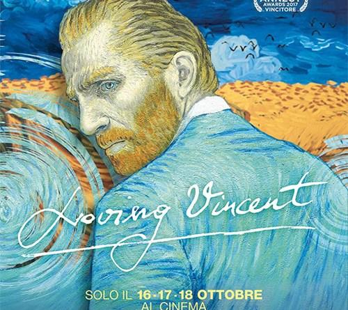 loving vincent - cinema teatro valpantena