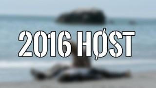Høst 2016