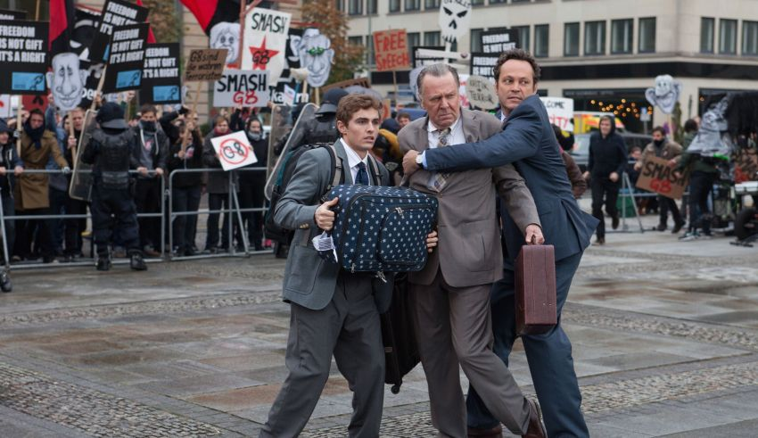 "20th Century Fox: Dave Franco, Tom Wilkinson and Vince Vaughn star in ""Unfinished Business"""